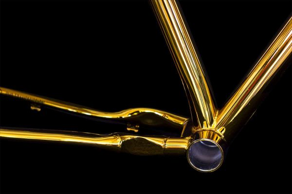 Banco gold cadre détail