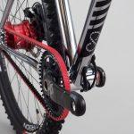 Banco EXO de SVO Bikes, transmission
