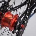 Banco FLO de SVO Bikes, détail Rohloff
