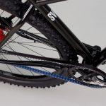 Banco FLO de SVO Bikes, détail de la transmission