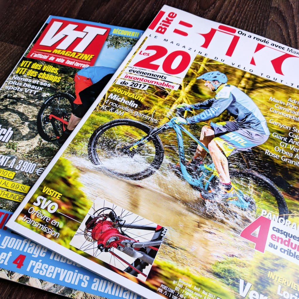Bike magazine avril 2017