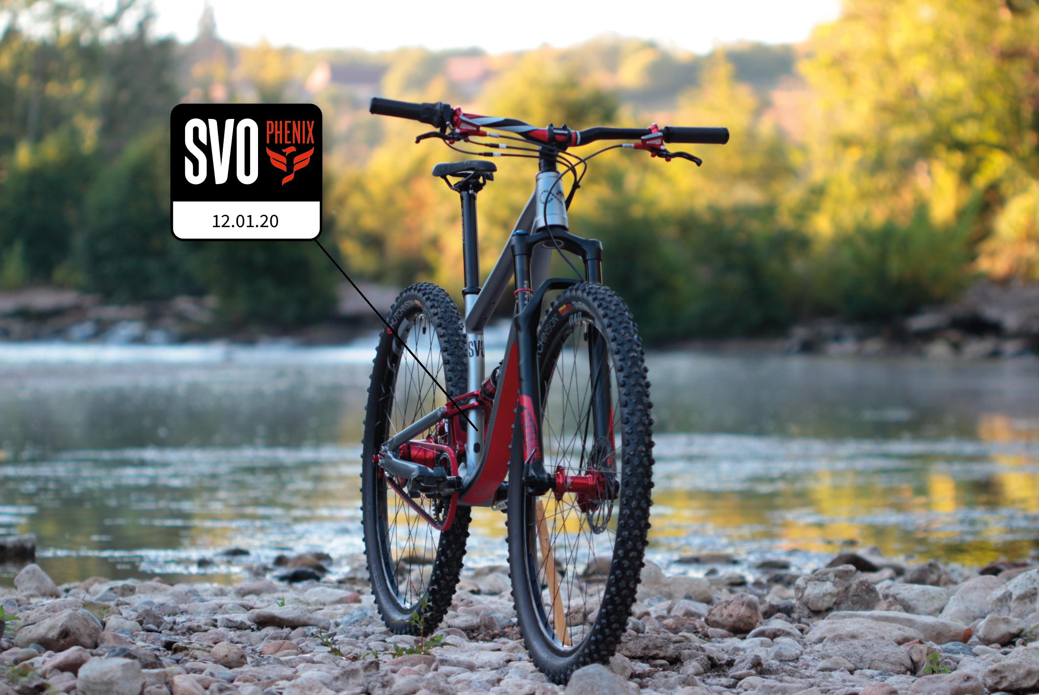 SVO Phenix : remettez votre vélo à neuf!