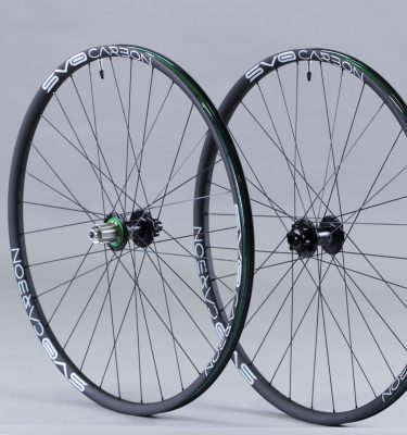 Paire de roue 29 aluminium Carbone Boost