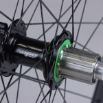 Roue 29 Boost - corps Shimano